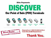 POS Terminals Sale for Small & Retail Business.