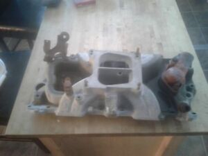 Holley street dominator intake for Chevrolet $120.00.