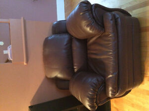 For Sale- Leather Chair in Mint Condition