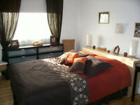 4 1/2-WIFI-Great Location-Hot water Incl, New Plateau-October