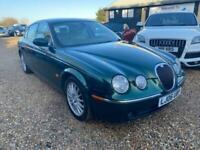 2006 Jaguar S-Type V6 SE Auto Saloon Diesel Automatic
