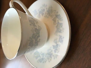 Royal Doulton Cups and Saucers