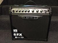 Line 6 spider 3 III amp