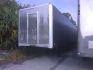 2012 MAC Flatbed  Tandem Aluminium Trailer for sale