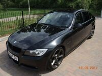 BMW 3series 3.0 petrol M sport 2008 excelllent condition, well looked after, no additional expenses