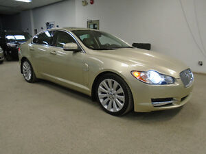 2009 JAGUAR XF LUXURY SEDAN! 300HP! NAVI! SPECIAL ONLY $19,900! Edmonton Edmonton Area image 2