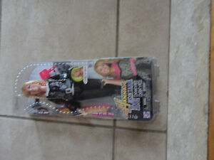 Hannah Montana Doll toy Brand new in box