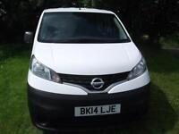 2014 Nissan NV200 1.5dCi ( 89bhp ) Acenta FSH Crew Cab Ormskirk