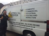Electrician in leicester- Alectrical Leicester
