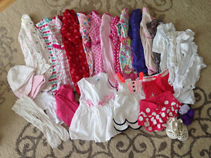 0-3 Month Girl's Clothes