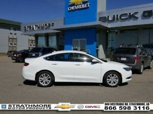 2016 Chrysler 200 Tech Package-Limited-heated seats-
