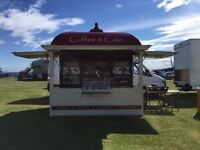 Mobile Italian coffee bar work (events )