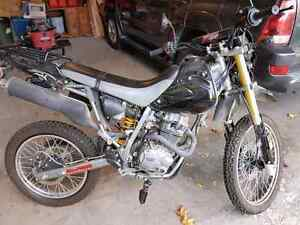 250cc saga power enduro (street legal)