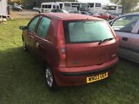 2003 Fiat Punto 1.2 - SPARES OR REPAIR
