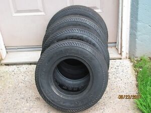 4.80 X 8 UTILITY TIRES(NEW)