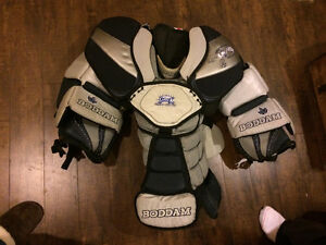 Lacrosse goalie cat 3 uppers and pants