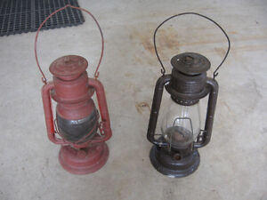 Antique Beacon Lanterns
