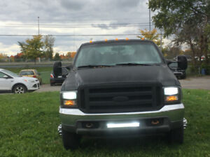 pick up ford f250 6 roue