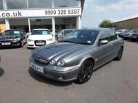 2004 Jaguar X Type 2.0d SE 4dr 4 door Saloon
