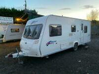 2008 Bailey Pageant Provence 5 Berth caravan Light to tow, Awning, Bargain !