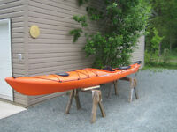 Wilderness Tsunami 145 Kayak