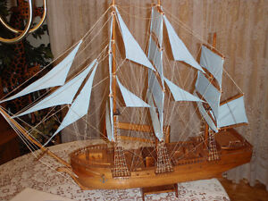 Navire pirate ship model