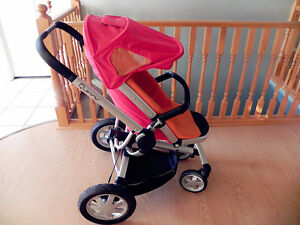 Red - Quinny Buzz system for sale