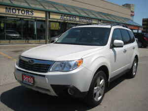 2010 Subaru Forester X Limited, NAVIGATION,Extra Clean,Panoramic