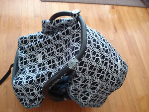 Gender Neutral Car Seat Canopy Cover London Ontario image 3