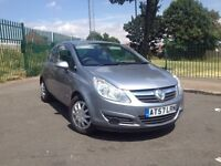 2008 VAUXHALL CORSA CLUB 1.4 PETROL MANUAL 3DR **LOW MILEAGE**