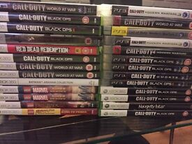 Xbox 360 / PS3 games £5 each