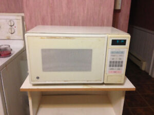 White Microwave Oven - .8 cu ft