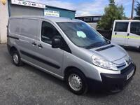 Citroen Dispatch 1.6HDi 2014 14 Reg L1H1 Enterprise