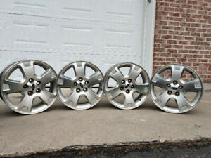 18 '' Original Ford mags, like new.
