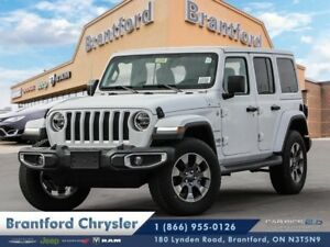 2018 Jeep Wrangler Unlimited Sahara 4x4  - Navigation - $379.55