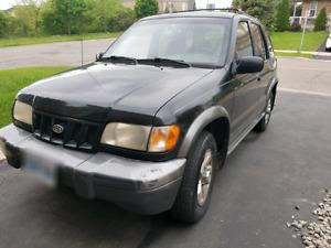 2002 Kia Sportage EX