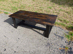 The Cottage Rustic Coffee Table Free Delivery Ends Available