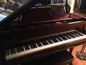 Young Chang baby grand piano - 1995