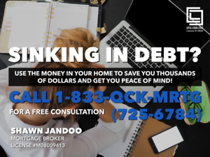 ALL TYPES OF MORTGAGES FOR YOU! 1st, 2nd, 3rd Mortgages!
