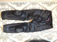 Dainese leather pants - size 50