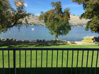 Think Okanagan Lakefront Now- Best opportunity ever!