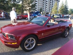 2006 mustang convertible forsale