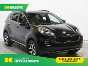 2018 Kia Sportage SX Turbo AWD GR ELECT CUIR TOIT PANORAMIQUE CA