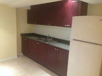 very clean 1 bedroom basement apartment