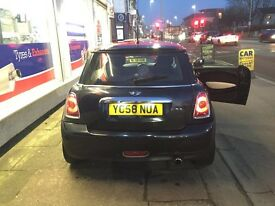 Mini One 1.4 2009 Low Miles Fully Loaded FSH