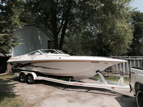 Used 2000 Fountain Powerboats Lightning