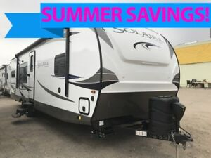 2018 Forest River Palomino Solaire 304RKDS   - $169 BW