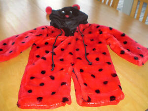 INFANTS LADY BUG COSTUME Windsor Region Ontario image 1