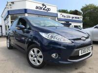 2011 Ford FIESTA ZETEC ECONETIC TDCI DPF Manual Hatchback