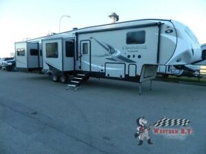 2019 Coachmen RV Chaparral 381RD
